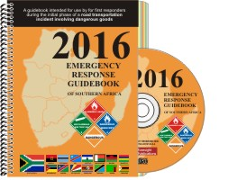 2016 emergency response guidebook of southern africa a guidebook for